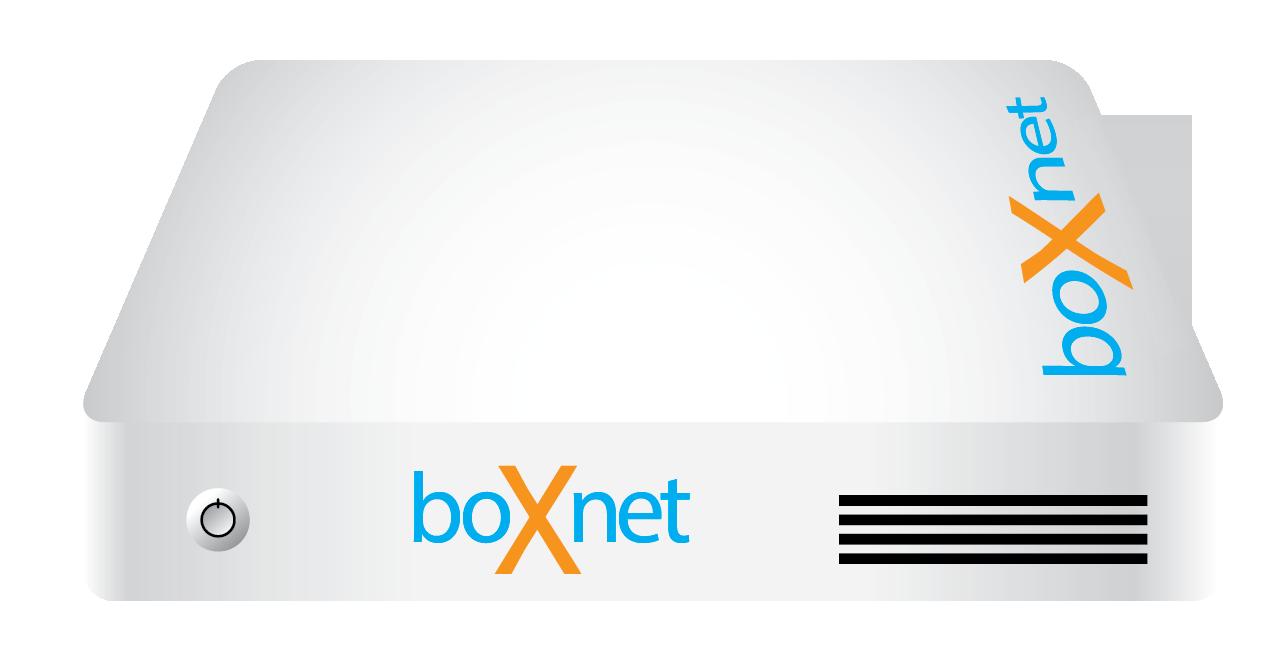 BOXNET 2 Portlu (0-100 Online Kullanıcı)