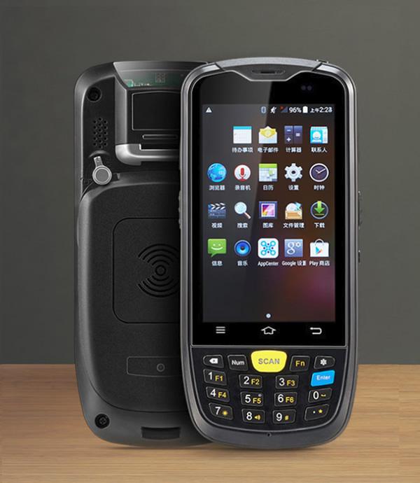 Chainway C6000 Android El Terminali (Wifi, Bt, Gps, 2D, 4000 mAh)